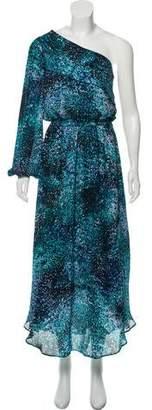Ramy Brook Silk Maxi Dress