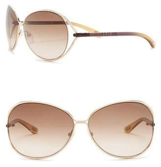Tom Ford Clemence 65mm Sunglasses