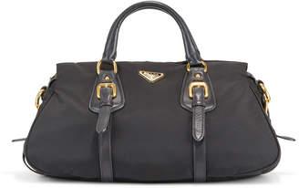 9f8ccfe449dc Prada Preowned Nylon Crossbody Bag