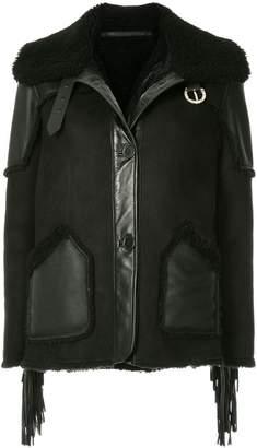 Sylvie Schimmel fringe embellished jacket
