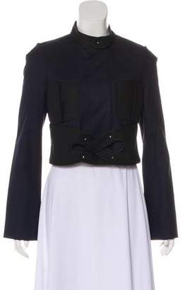 Rue Du Mail Lightweight Cropped Jacket