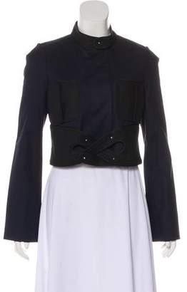 Rue Du Mail Lightweight Cropped Jacket