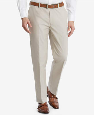 Tommy Hilfiger Closeout! Men's Modern-Fit Flex Stretch Tan Suit Pants