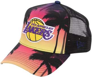 New Era Los Angeles Coastal Heat Trucker Hat