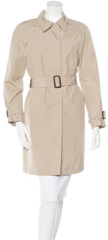 pradaPrada Knee-Length Trench Coat