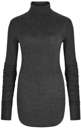 American Vintage Pipuon Roll-neck Cotton-blend Jumper