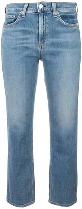Rag & Bone Jean straight cropped jeans