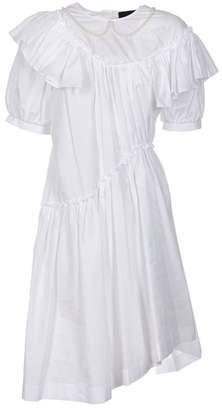Simone Rocha Ruffled Dress