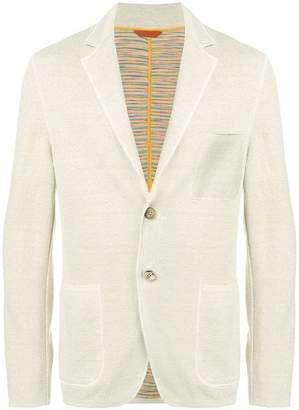 Missoni classic slim-fit blazer