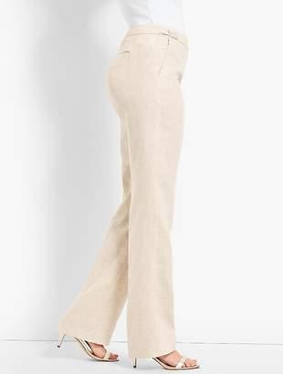 Talbots Windsor Wide-Leg Pant - Curvy Fit
