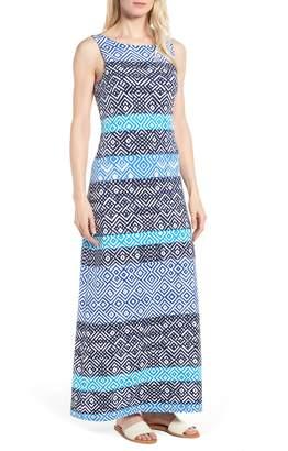 Tommy Bahama Mayan Maze Maxi Dress