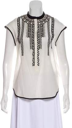 DAY Birger et Mikkelsen Embroidered Sleeveless Top w/ Tags