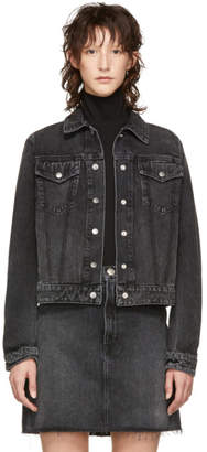Rag & Bone Black Denim Nico Jacket