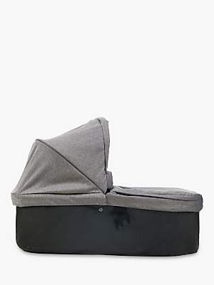 Mountain Buggy Duet V3 Luxury Collection Carrycot Plus, Herringbone