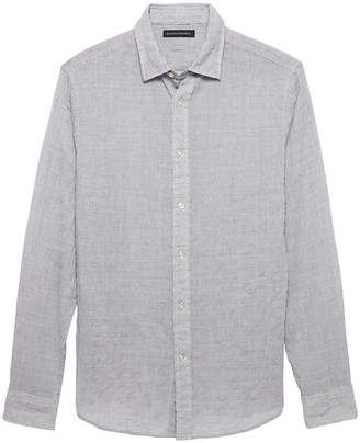 Banana Republic Slim-fit Cotton-TENCELTM Shirt