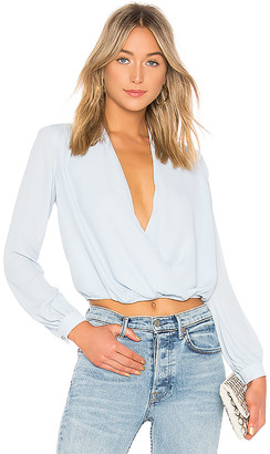 Lovers + Friends Whisper Top