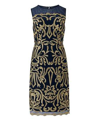 Fiorelli Joanna Hope Embroidered Dress