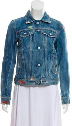 Jean Shop Denim Jacket