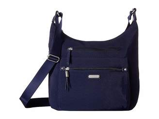 Baggallini New Classic Day Trip Hobo with RFID Phone Wristlet