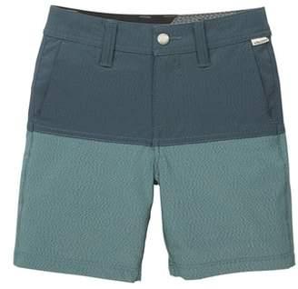 Volcom Surf N' Turf Block Hybrid Shorts