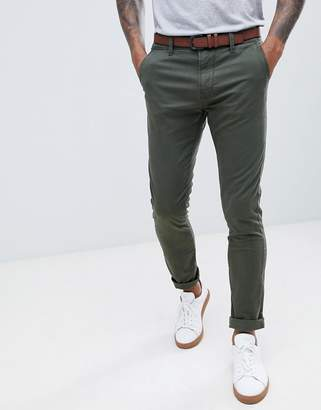 Mens chino pants with belt/510 Chino Trousers Tom Tailor H2D1oIX