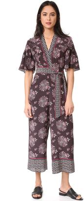 Whistles Jaipur Print Jumpsuit $699 thestylecure.com