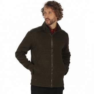 Regatta Green 'Braden' Lightly Textured Fleece