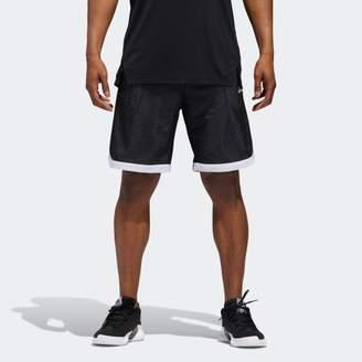 adidas (アディダス) - ADIDAS BASKETBALL メッシュ ハーフパンツ