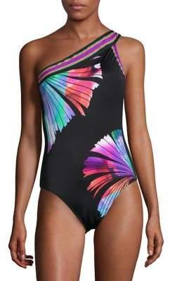LaBlanca La Blanca One-Shoulder One-Piece Swimsuit
