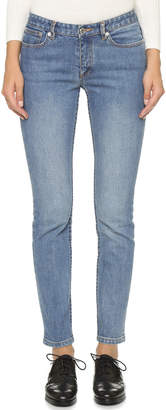 A.P.C. Jean Moulant Jeans $210 thestylecure.com