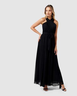 Forever New Nova Cross Front Maxi Dress