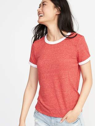 Old Navy Slim-Fit Ringer Tee for Women