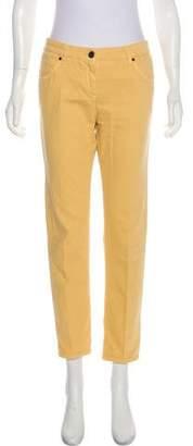 Brunello Cucinelli Straight-Leg Mid-Rise Jeans