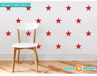 Sunny Decals Stars Wall Decal