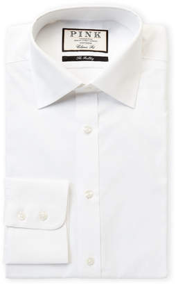 Thomas Pink The Bulldog Classic Fit Weston Long Sleeve Dress Shirt