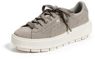 6de8168230b Puma White Platform Shoes For Women - ShopStyle Canada