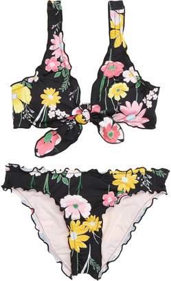 Hobie Flower Fields Two-Piece Swimsuit
