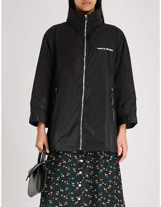 Mo&Co. Cupid is Off Duty shell jacket