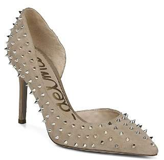 Sam Edelman Women's Hadlee Pointed Toe Studded Pumps