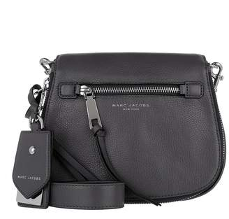 Marc Jacobs Recruit Small Saddle Shoulder Bag Shadow