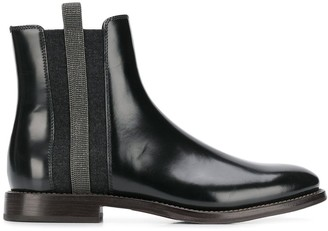 Brunello Cucinelli pull-on ankle boots
