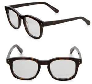 Stella McCartney 47MM Square Eyeglasses