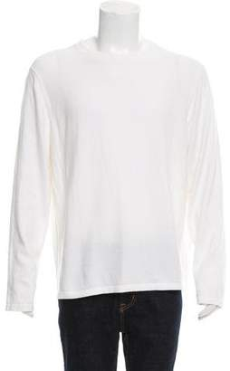 Vince Cashmere-Blend Crew Neck Sweater