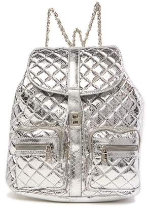 Steve Madden Hollie Large Quilted Backpack