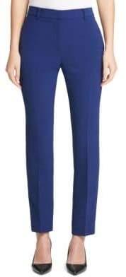 Donna Karan Flat-Front Pants