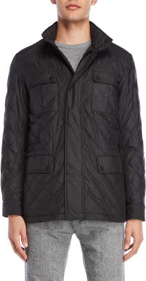 Michael Kors Quilted Field Jacket