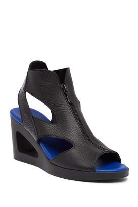 Arche Vahiro Cutout Wedge Sandal (Women)