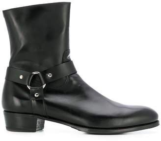 Lidfort cowboy inspired boots