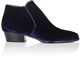 Derek Lam Women's Velvet Ankle Boots