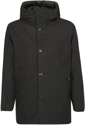 Woolrich Button-up Parka